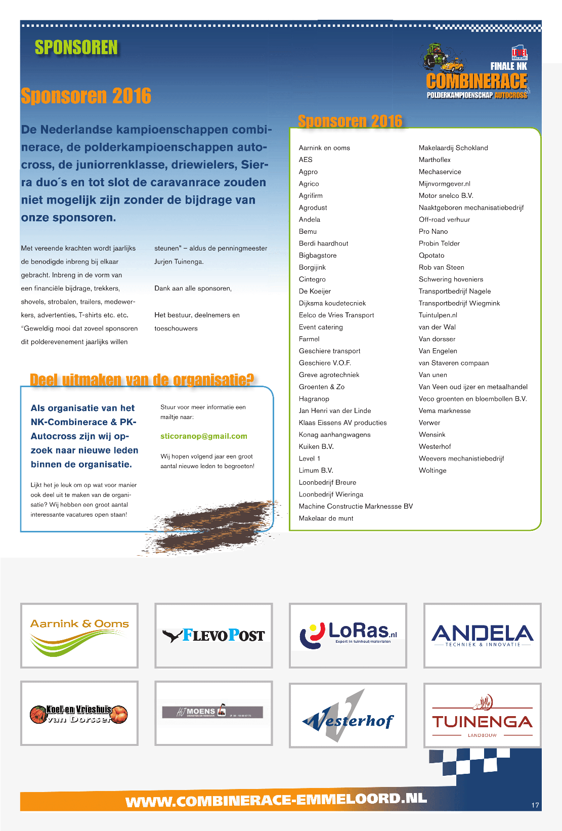 Emmeloord 2016 - pagina 17