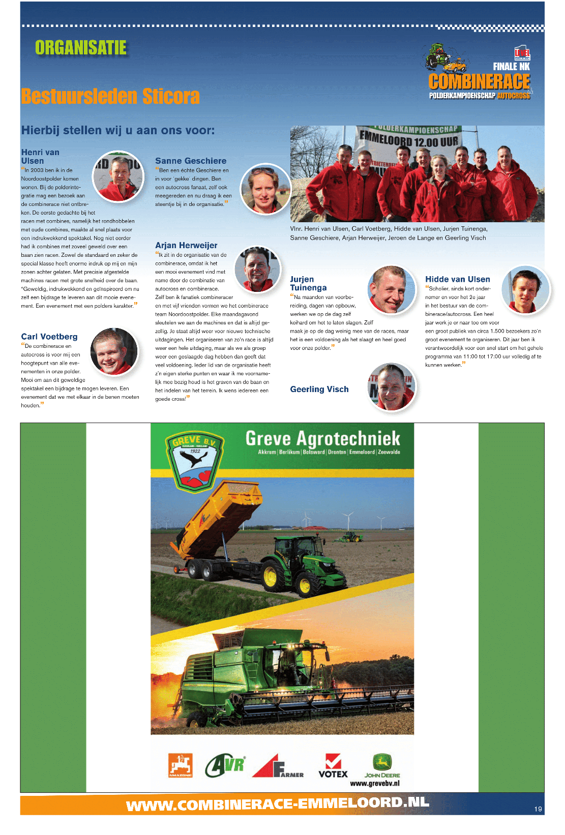 Emmeloord 2016 - pagina 19