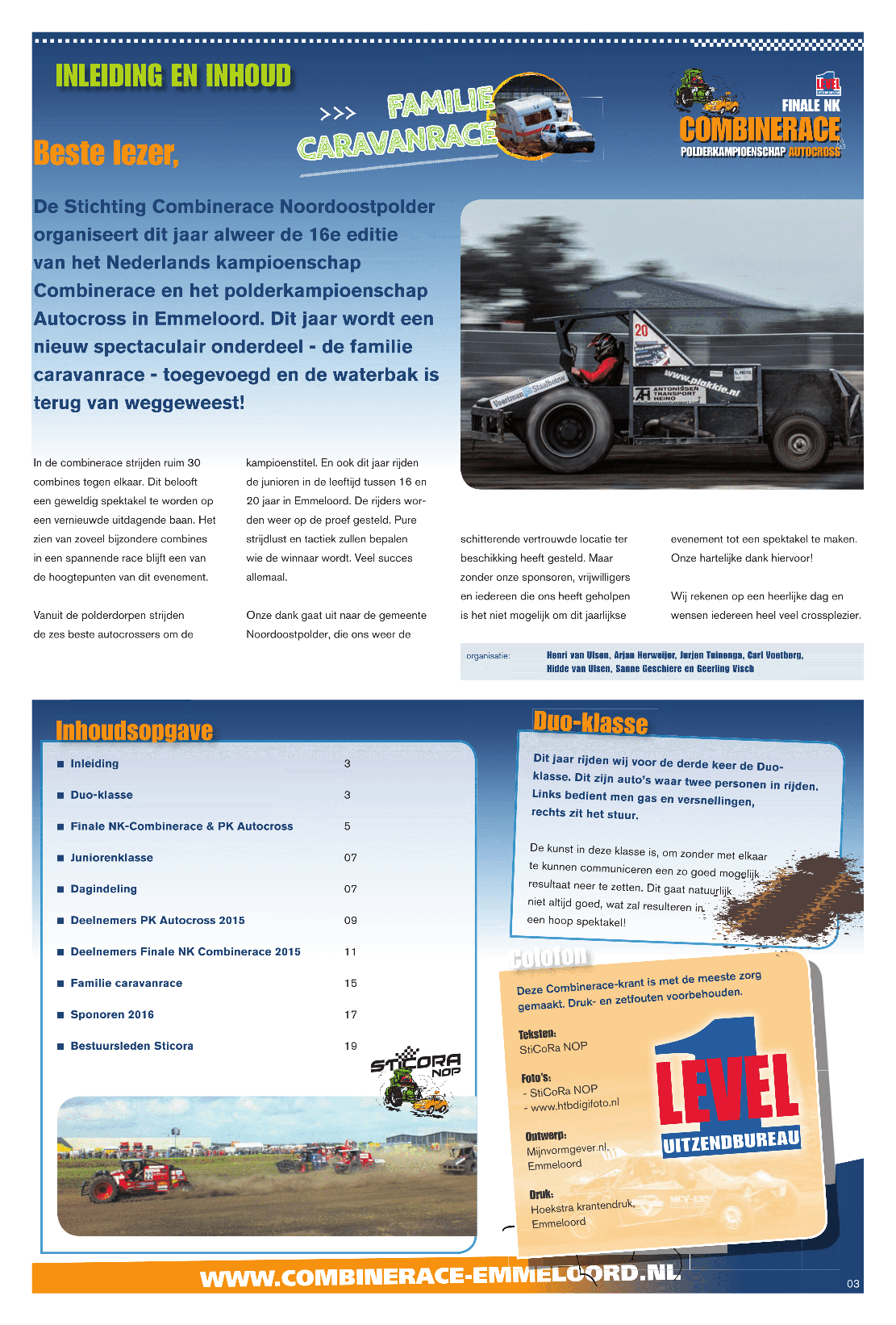 Emmeloord 2016 - pagina 3