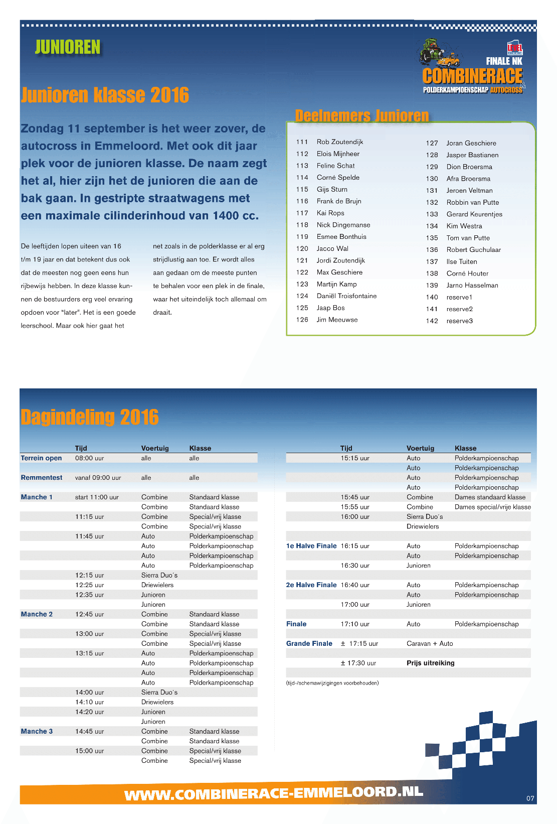 Emmeloord 2016 - pagina 7