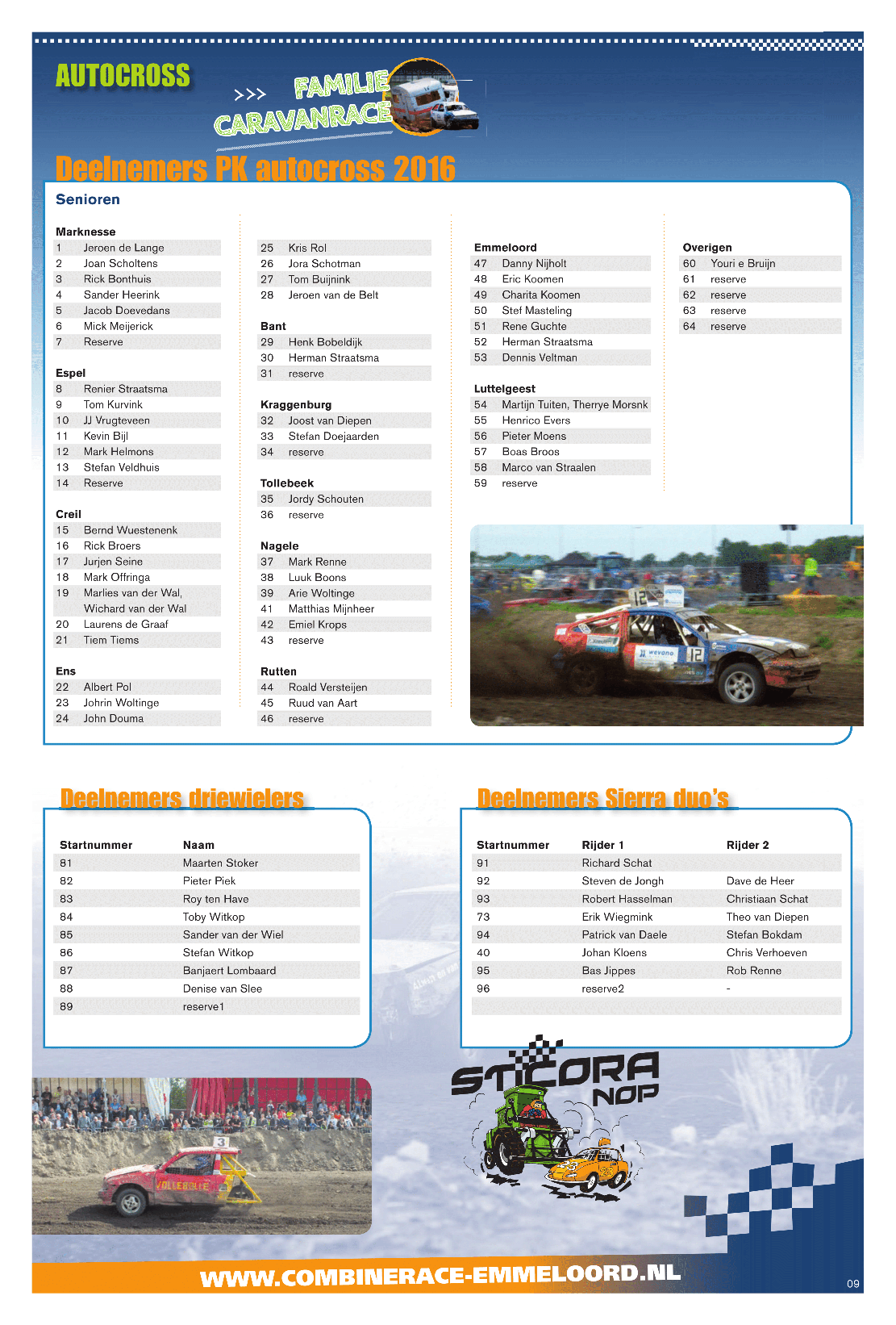Emmeloord 2016 - pagina 9